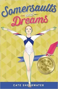 Somersaults and Dreams - rough design for Going for gold