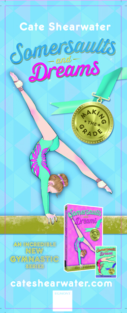 Somersaults and Dreams flyer
